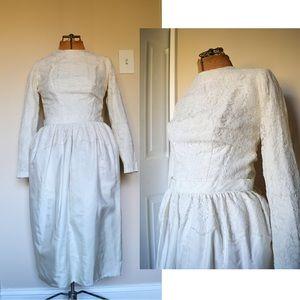 Dresses & Skirts - 1950s Short Wedding Dress